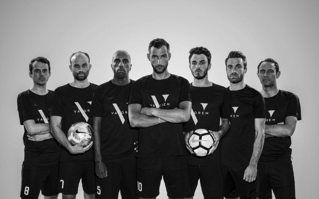 Valorem FootBall Team : Prêts pour la saison 2018-2019